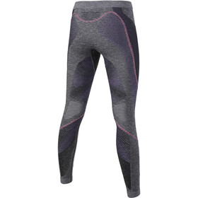 UYN Ambityon Melange UW Long Pants Dam black melange/purple/raspberry